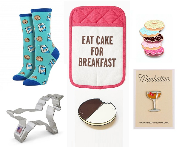 Baking Bites' Gift Guide for Cooks and Bakers 2017