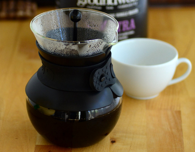 Bodum Pour Over Coffee Maker, reviewed