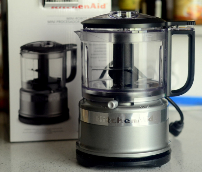 KitchenAid 3.5 Cup Mini Food Processor, reviewed