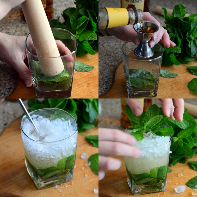 What is a mint julep and how to make one