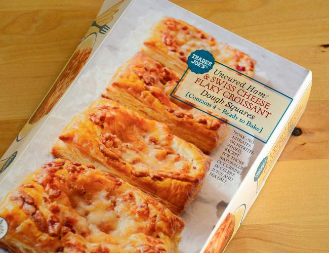 Trader Joe's Ham & Cheese Croissant Squares, reviewed