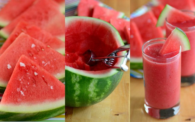 6 Ways to Enjoy Watermelon!