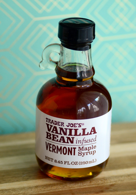 Trader Joe's Vanilla Bean Infused Maple Syrup, reviewed