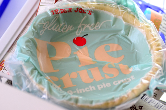 Trader Joe's Gluten Free Frozen Pie Crust, reviewed