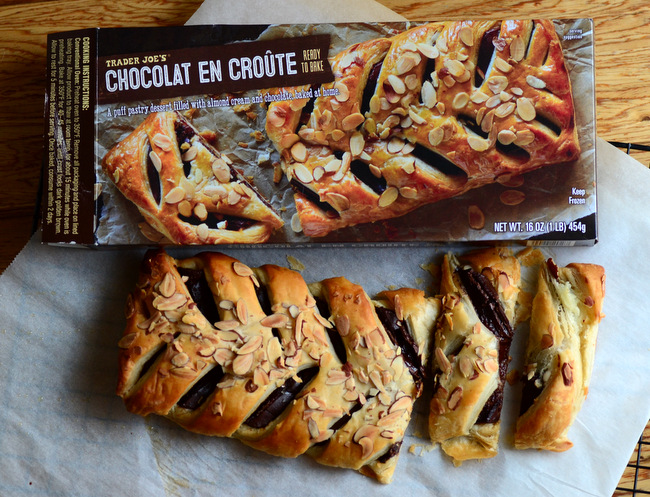 Trader Joe's Chocolate En Croute, reviewed