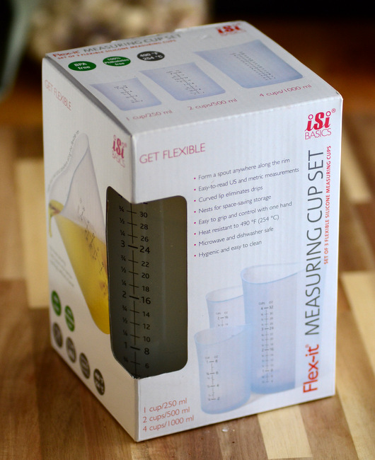 Isi Flex-It Measuring Cup Set, reviewed