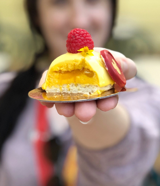 Mango Mousse at DCA Lunar New Year 2019