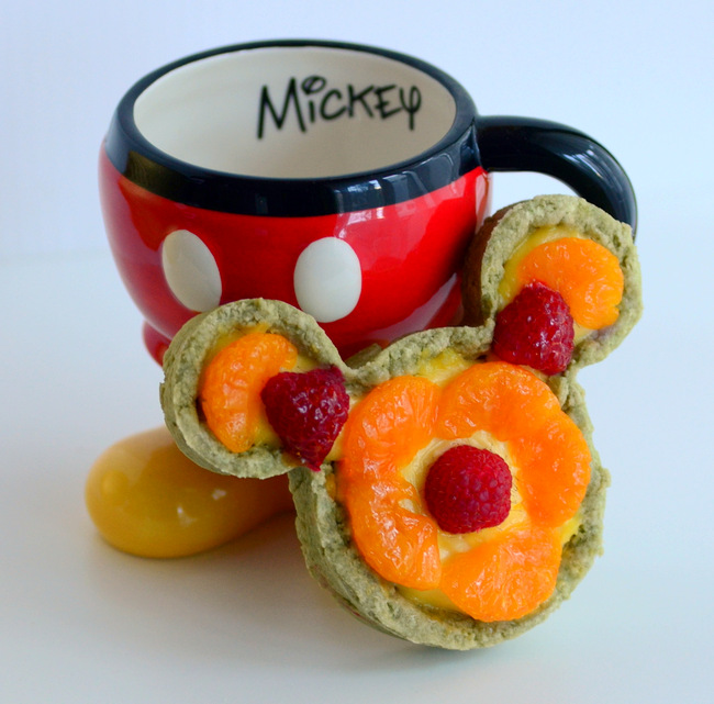 Mandarin Orange Green Tea Tarts (Disney Copycat Recipe)