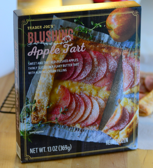 Trader Joe's Blushing Apple Tart, reviewed