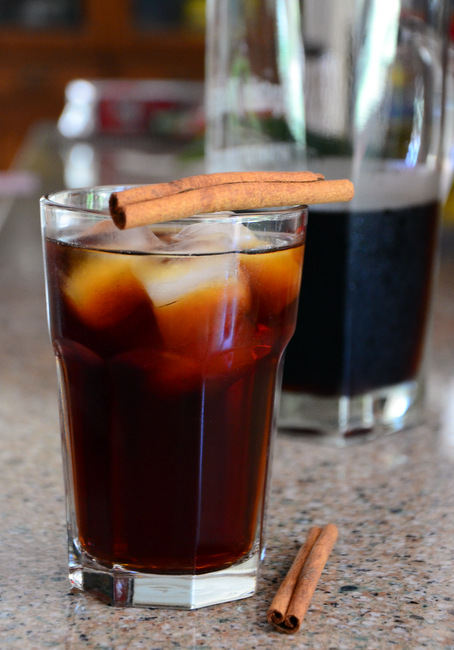 Cinnamon-Infused Cold Brew