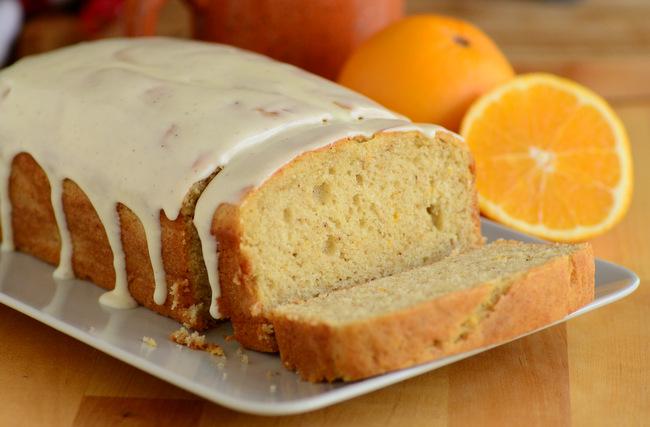 Pomander Orange Cake