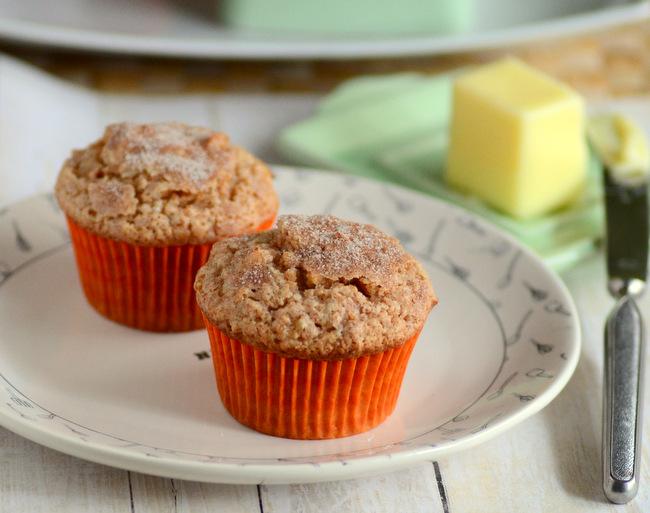 Coconut Bran Muffins