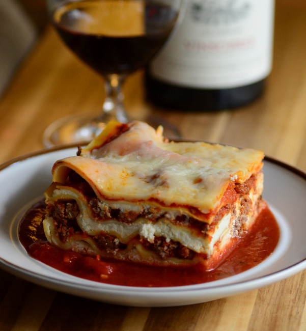 Quick and Easy Beef Lasagna